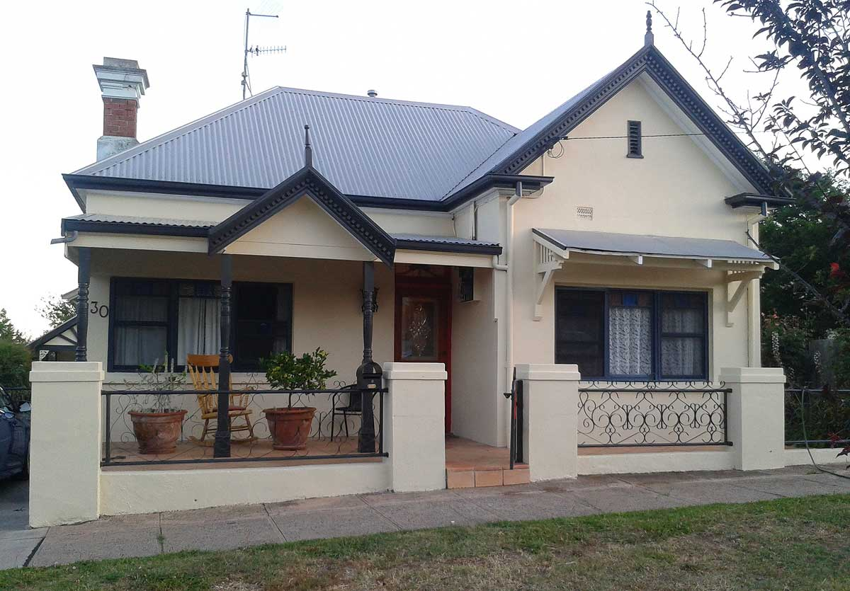 Interior exterior painting bathurst painting free quote 0411 538 048 - Exterior paint on interior gallery ...